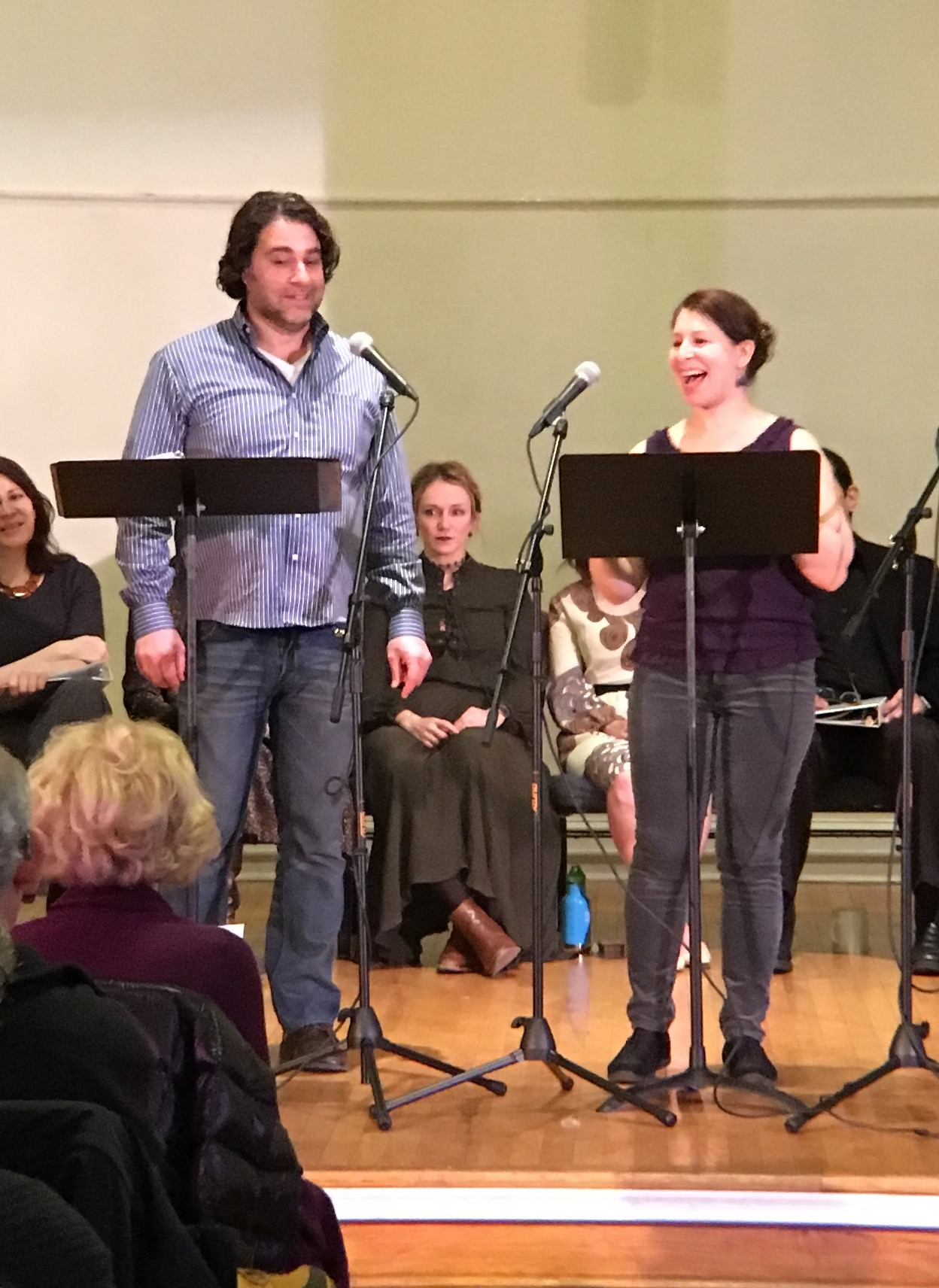 Michael and Suzie (Antigone)