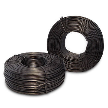 Steel Tie Wire - 336 ft, 16 Gage Black Annealed | americanrental