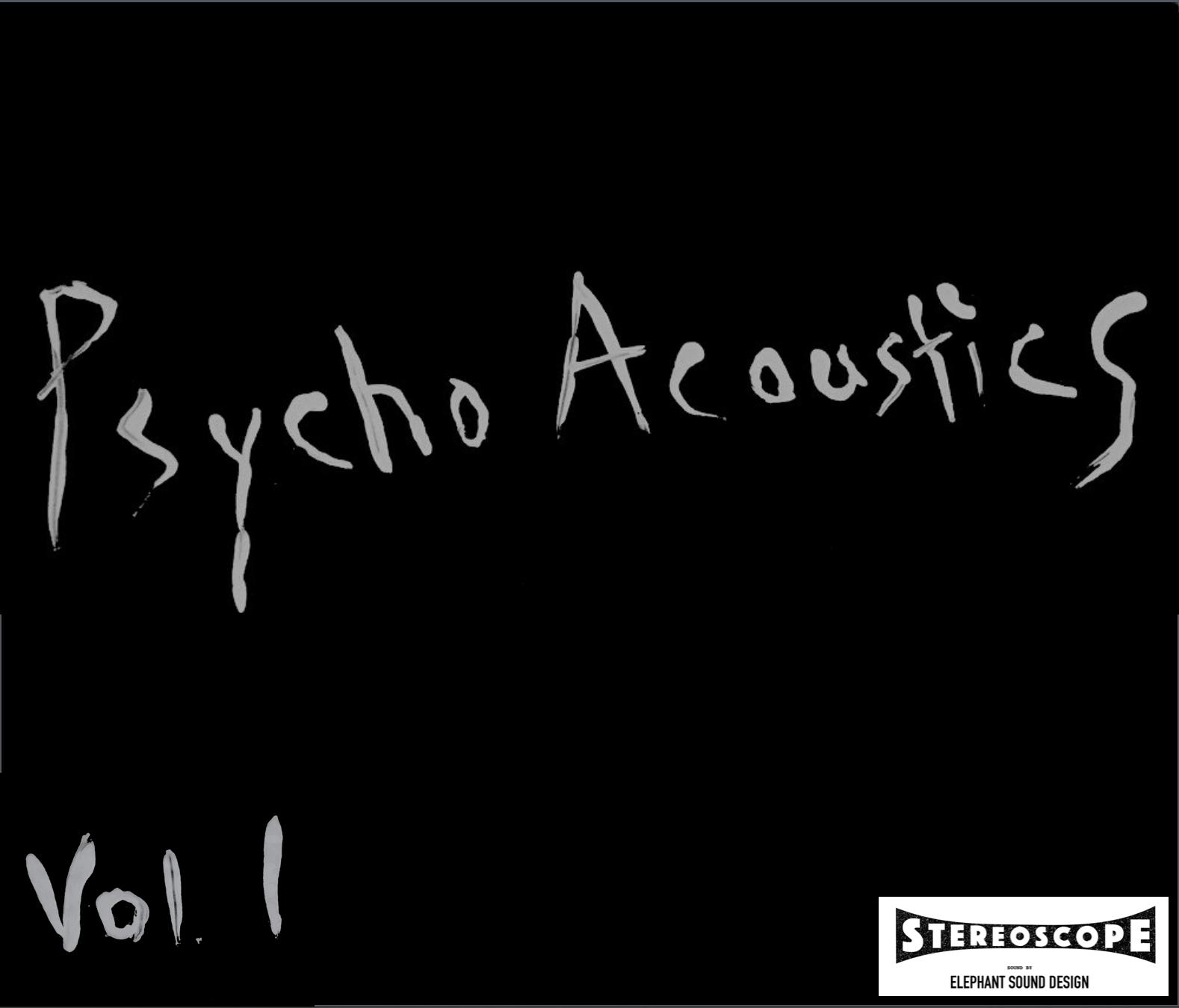 album design psychoacoustics 1