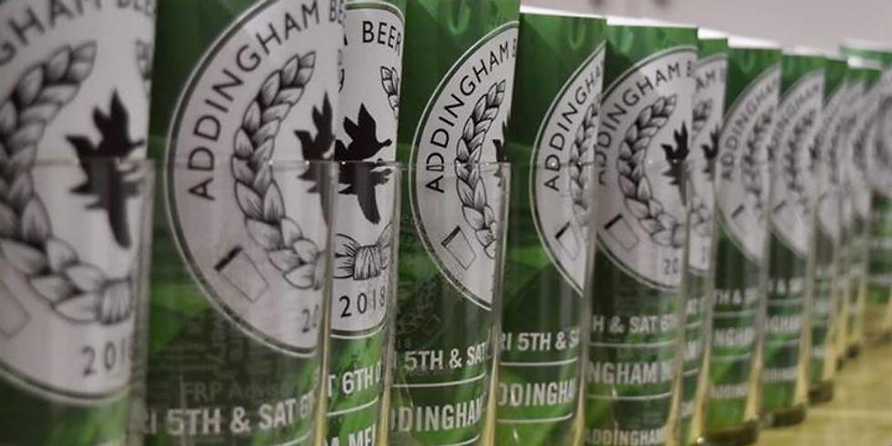 Addingham Beer Festival 2019
