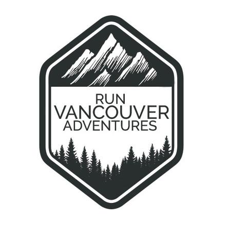 Run Vancouver Adventures Secondary Logo