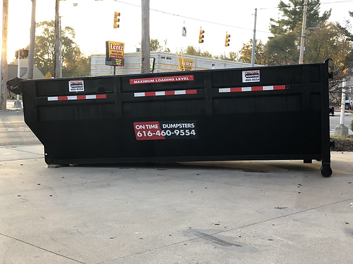 Dumpster Rental 3 day