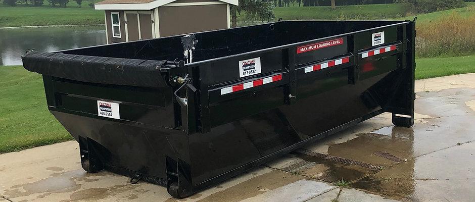 Dumpster Rental 7 day