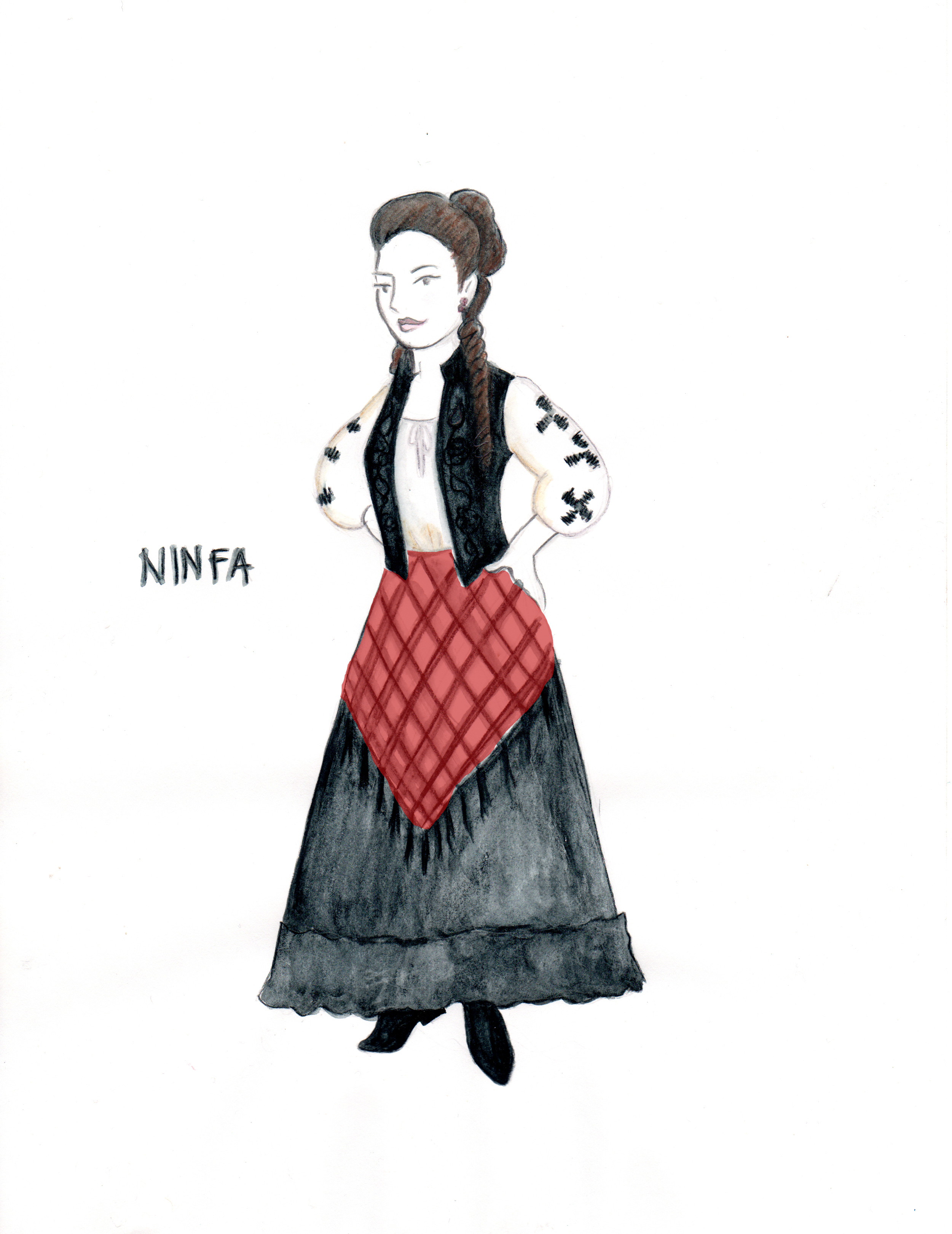 Remme's Run - Ninfa