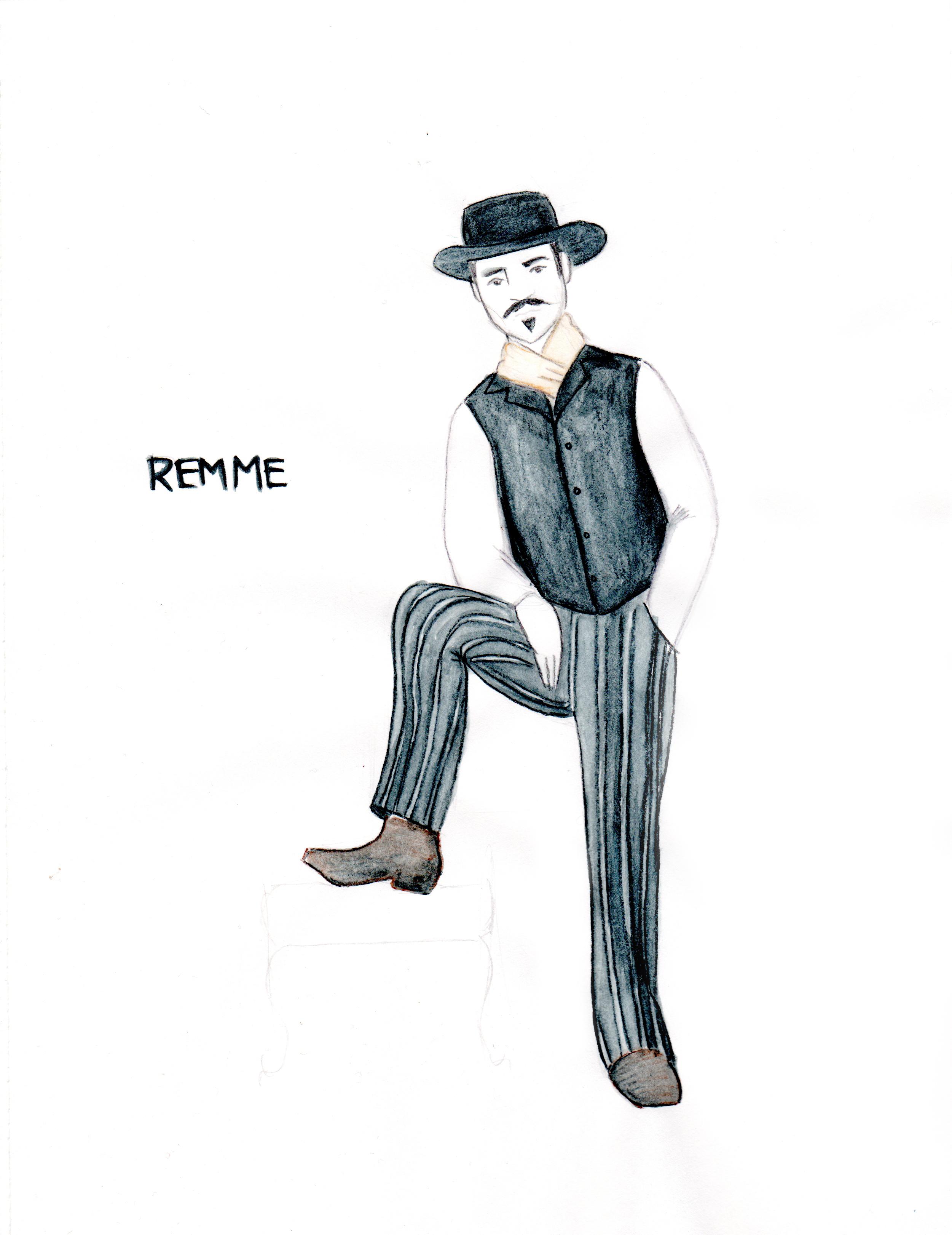 Remme's Run - Remme