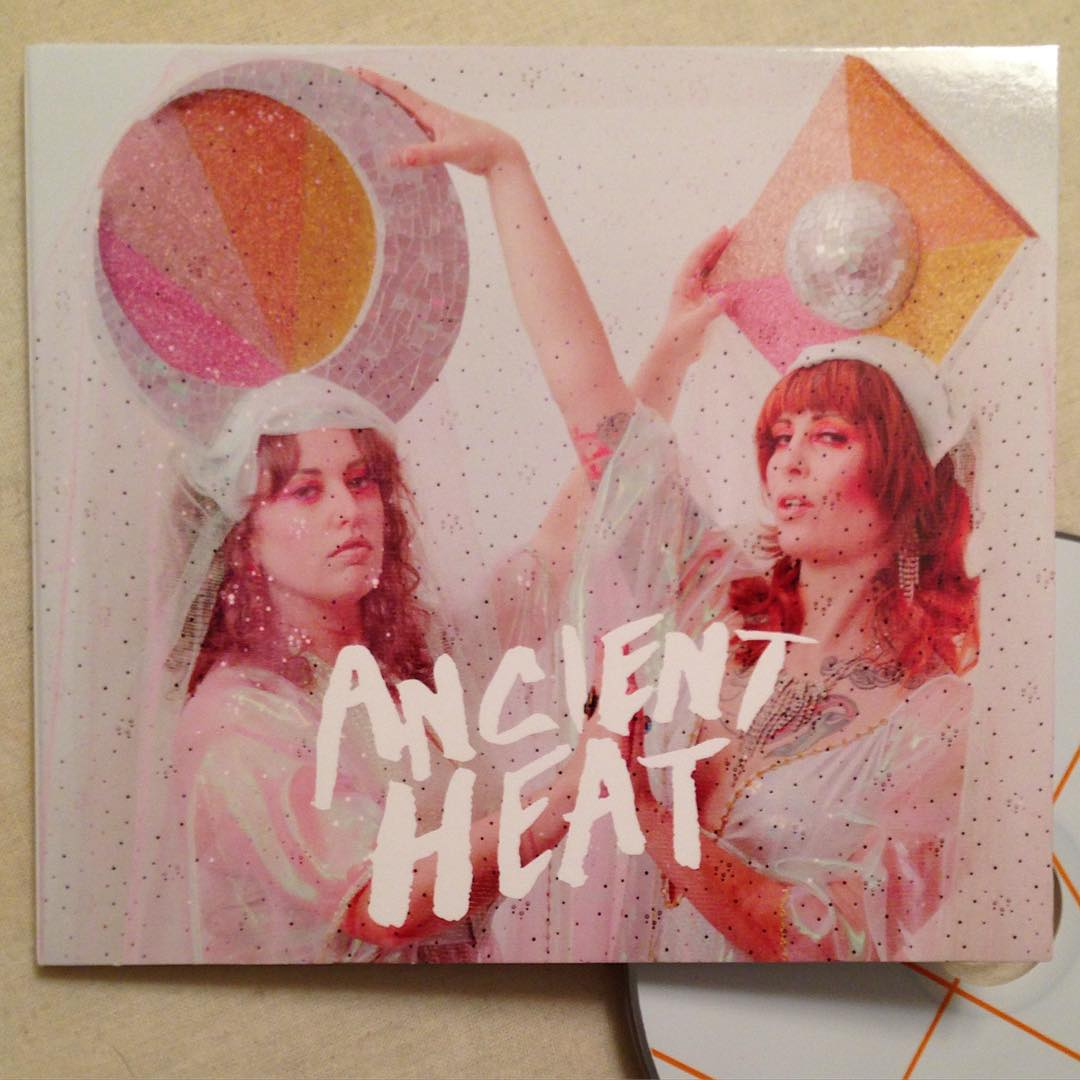 Ancient Heat album cover