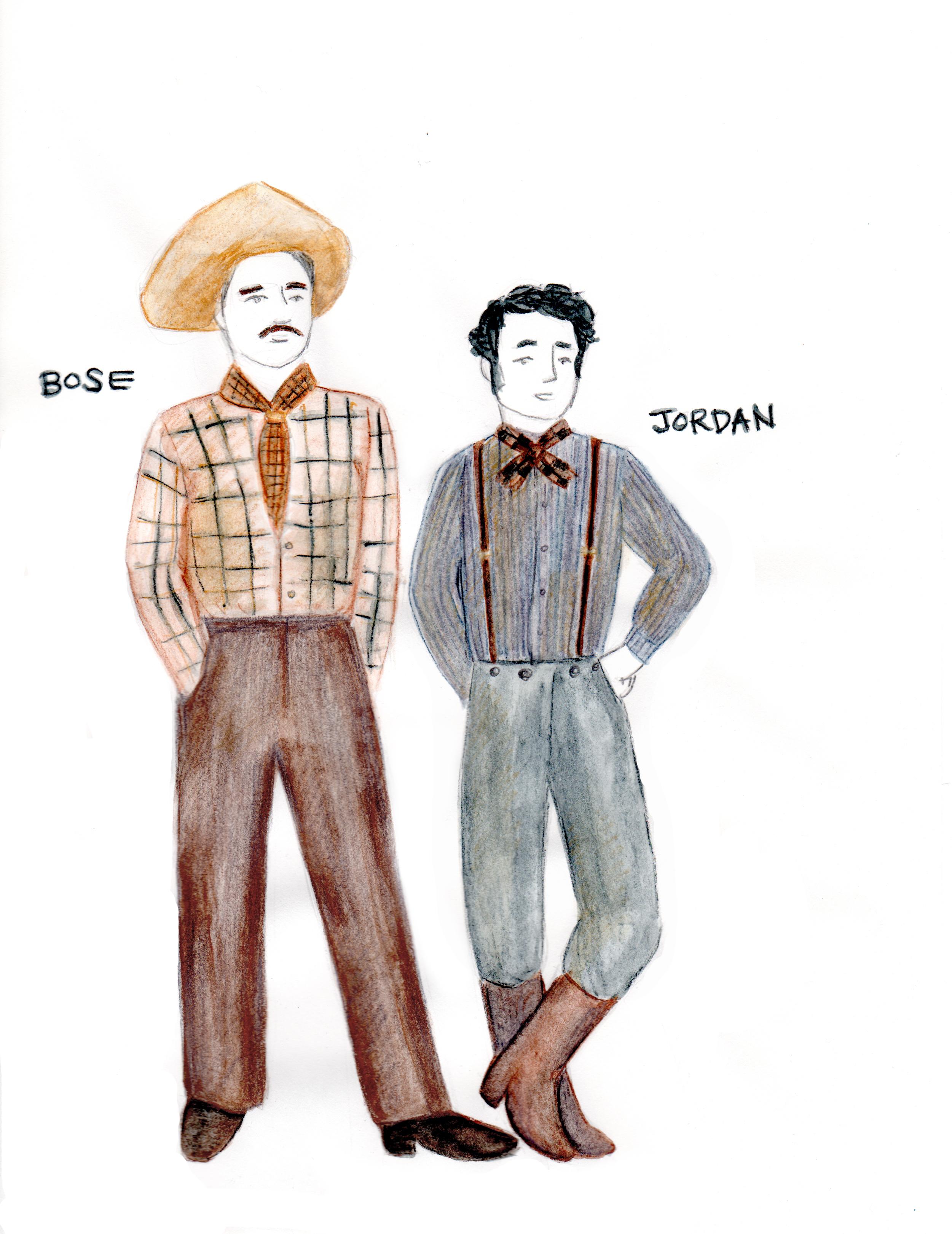 Remme's Run - Bose & Jordan