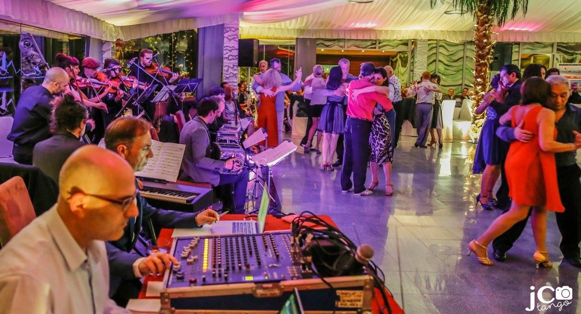 Tango Festival yo amo al tango