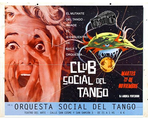 III encuentro del club social del tango