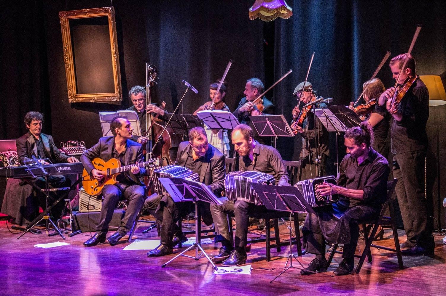 Quinteto Real (Horacio Salgan)
