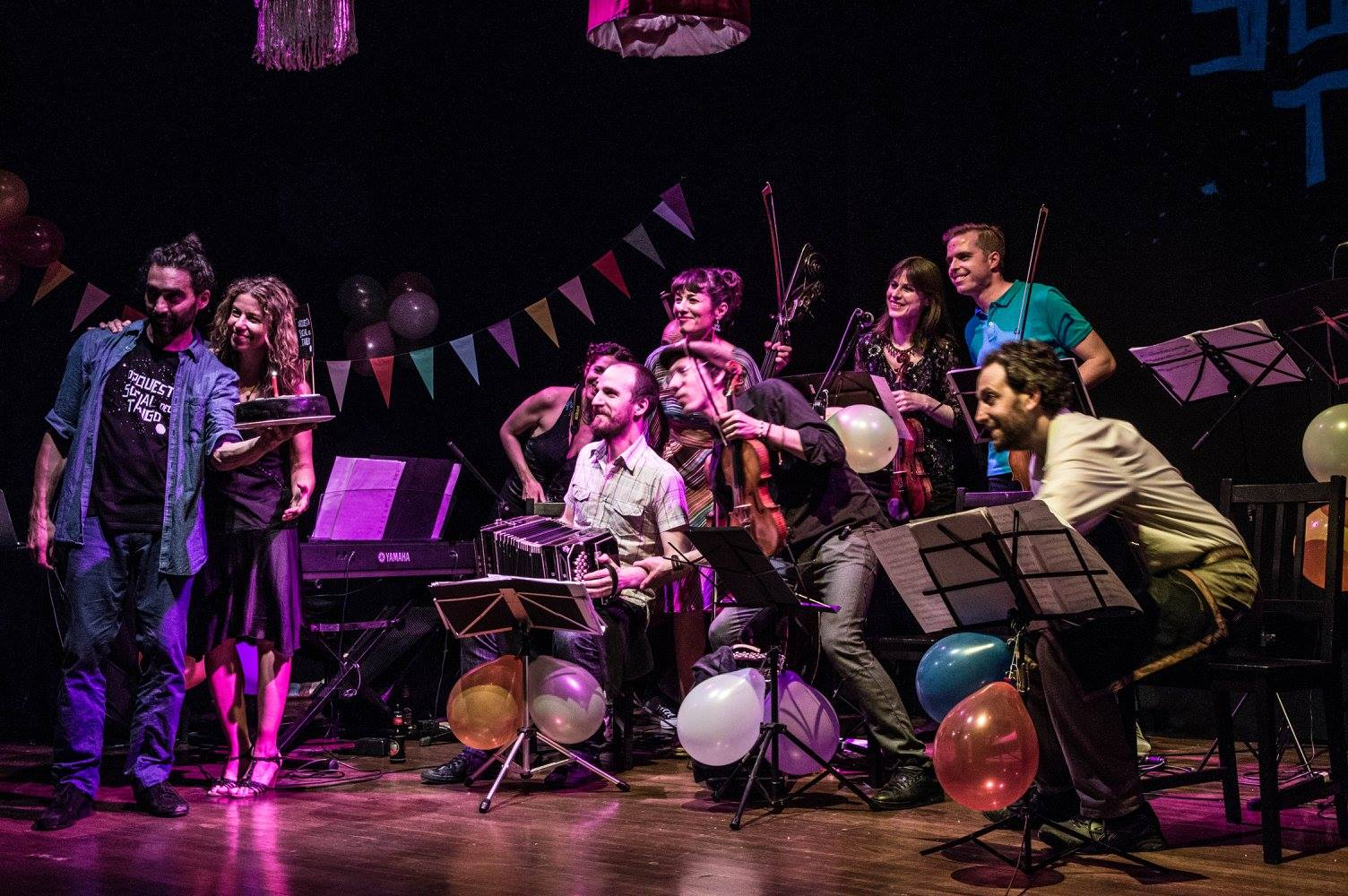 Happy Birthday Orquesta!