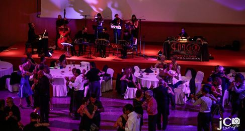 Live At Benidrom Tango Festival