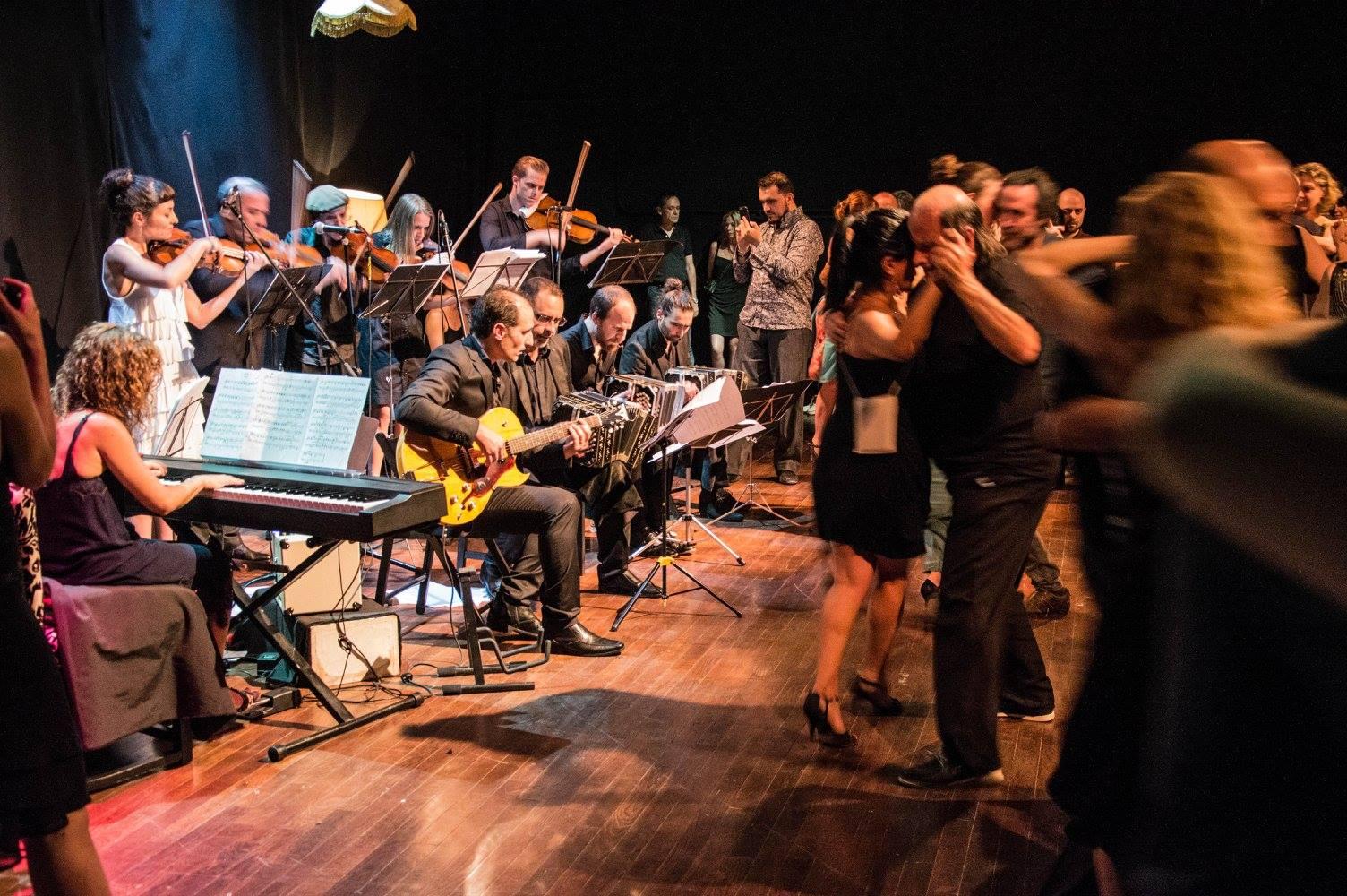 Orquesta Social+  Quinteto Real!
