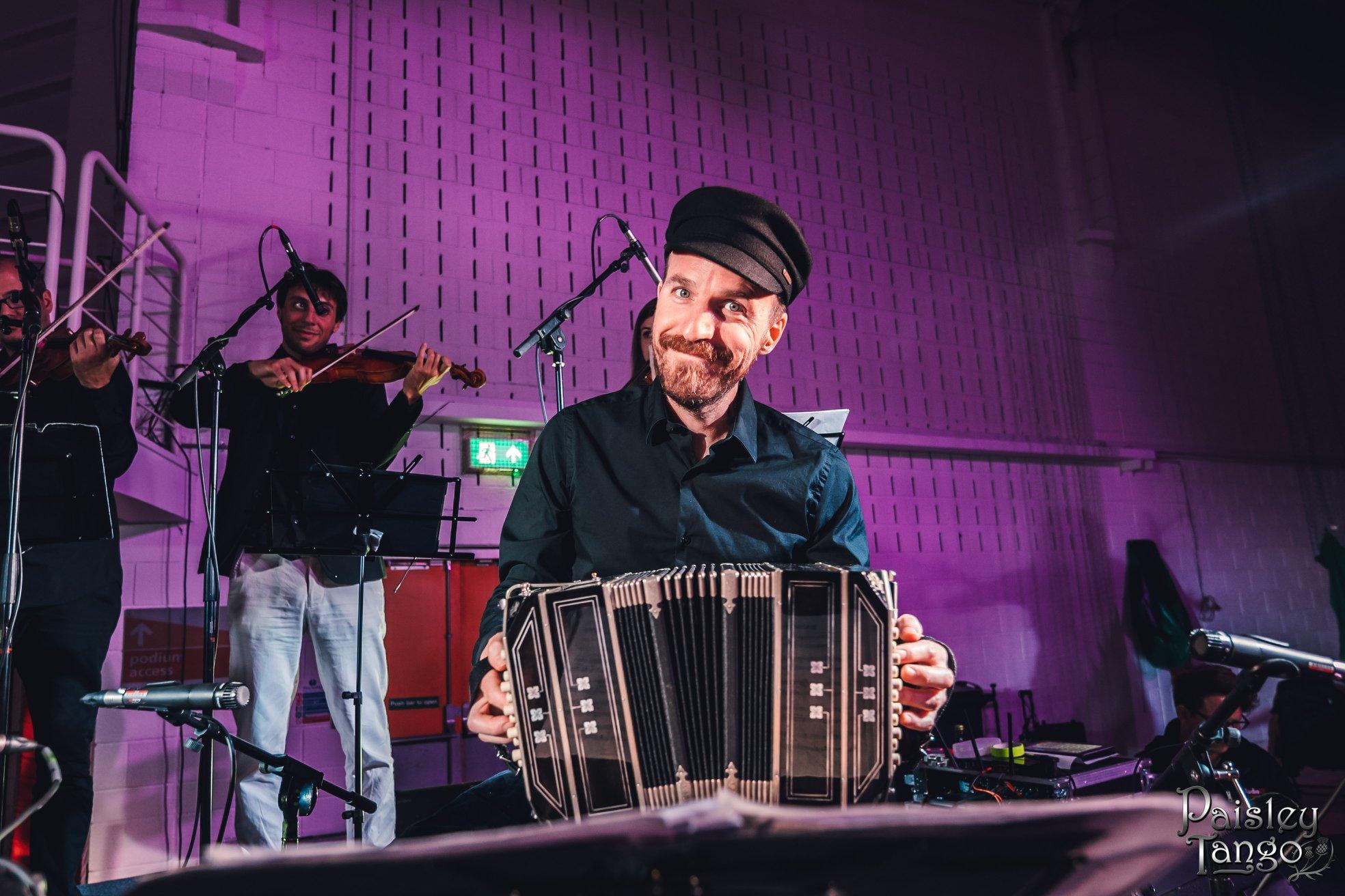 Paisley tango Festival