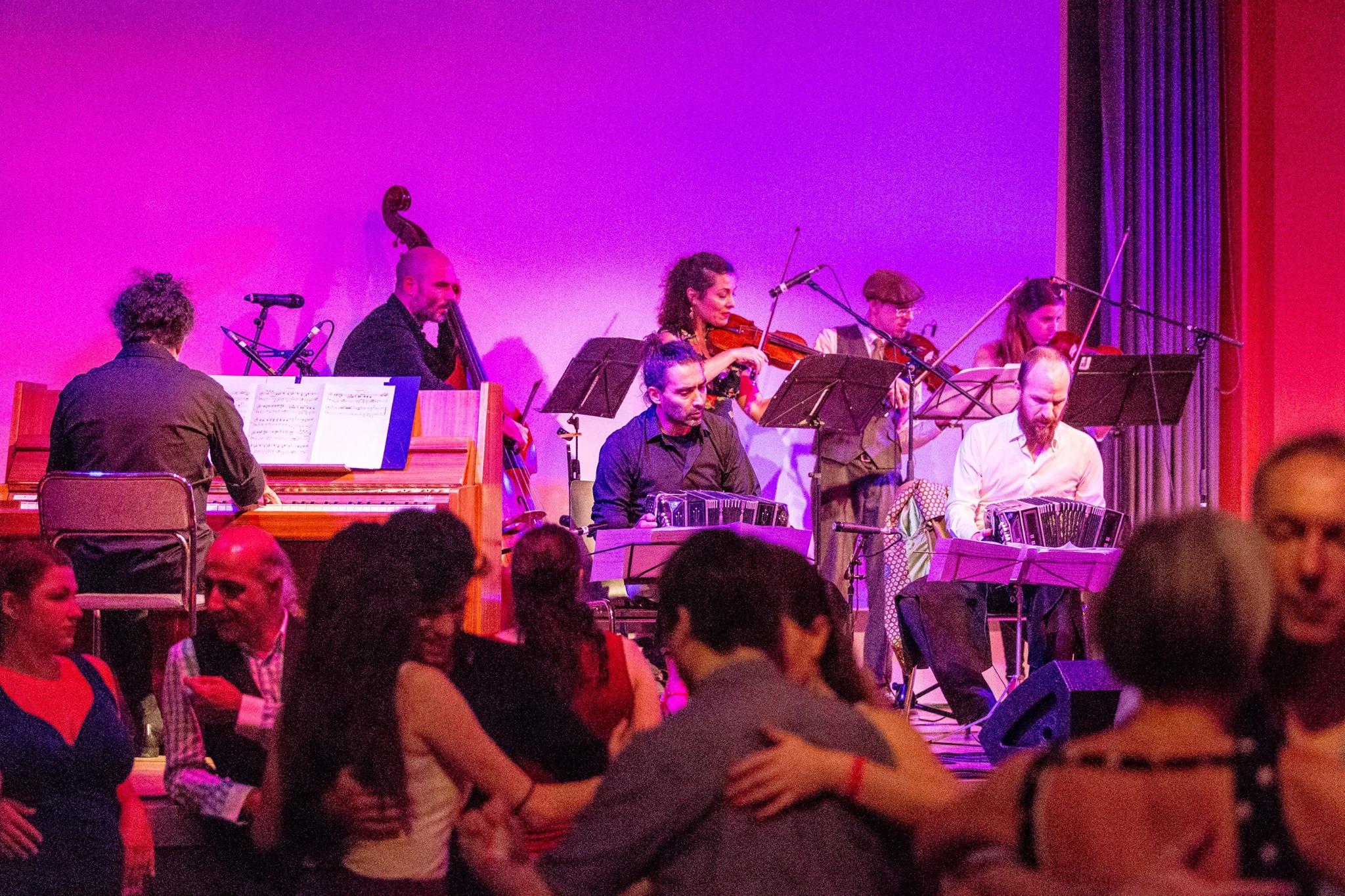 Tango Bale Festival Switzerland