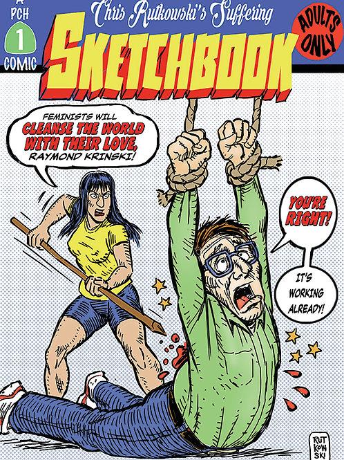 Chris Rutkowski's Suffering Sketchbook