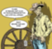 Cowboy art C. Rutkowski