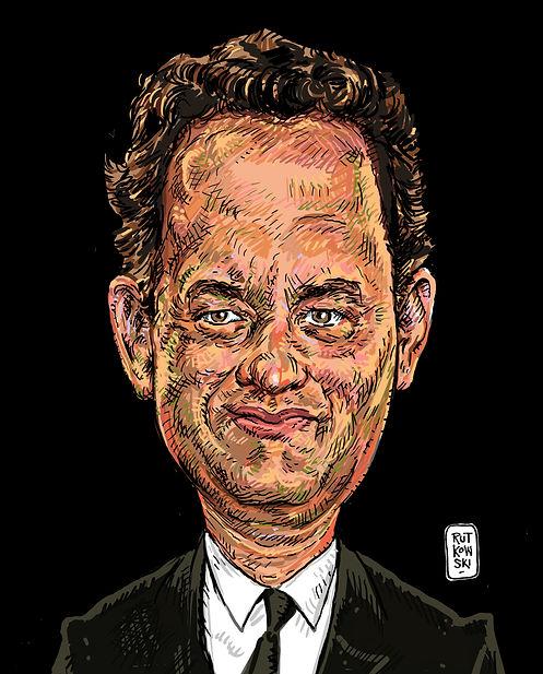 Chris Rutkowski Tom Hanks