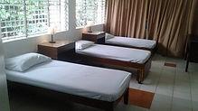 Comfortable ward beds