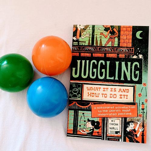 Ultimate Juggler Starter Kit