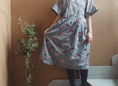 DIY - Robe zero waste [FR-ENG]