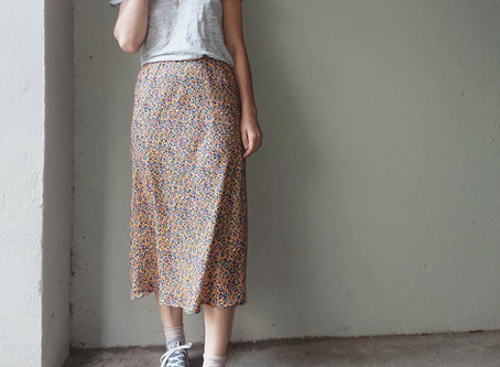 DIY - Slip skirt [FR - ENG]