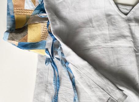 PATTERN HACK - A ribbon Bouton d'or [FR-ENG]