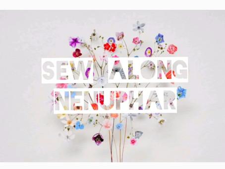 SEW ALONG - Nénuphar