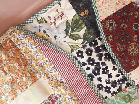 DIY - Patchwork & Kimono