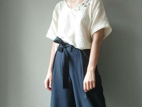 DIY - Top kimono