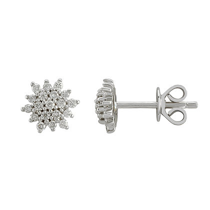 S&A Diamond Earring