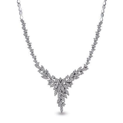 S&A Diamond Necklace
