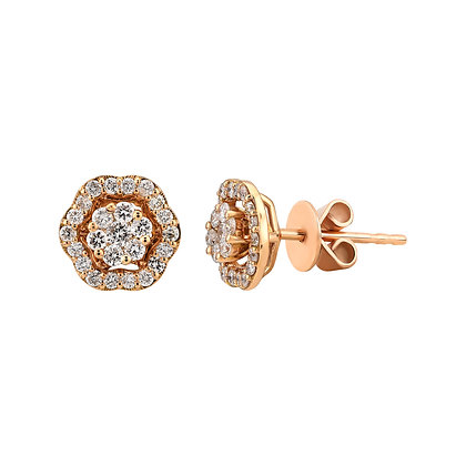 S&A Diamond Earring