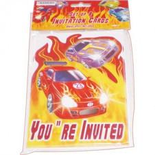 Προσκλητήριο Αυτοκίνητα ράλλυ