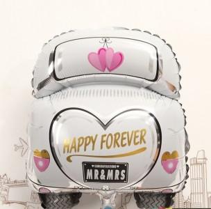 Μπαλόνι αμάξι γάμου