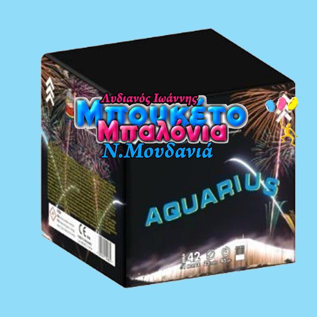 Aquarius Πυροτεχνήματα 42 Βολών