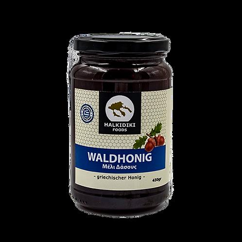 Waldhonig 450g Glas