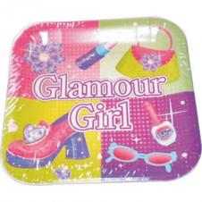 Πιατάκια glamour-girl