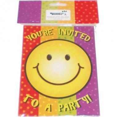Προσκλητήριο smile