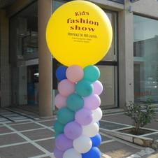 εκδήλωση fashion show