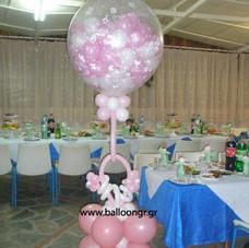 Κατασκευή γεμιστού μπαλονιού