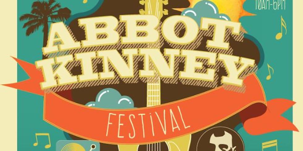 Abbot Kinney Festival - Sunday, Sept. 30