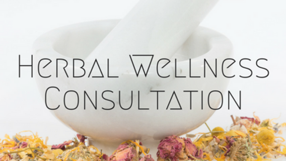Holistic Herbal Consultation