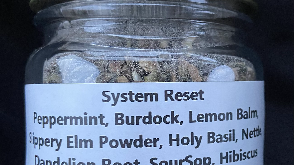 System Reset Detox Tea Blend