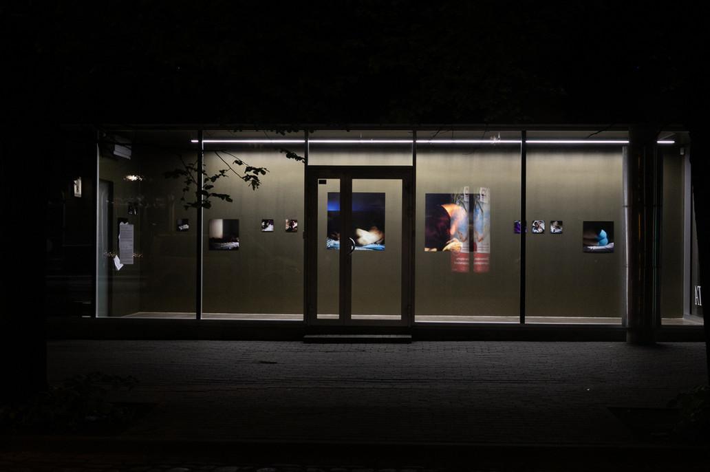 Installation view - gallery Alma, 2019