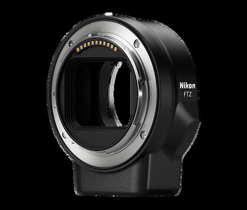 Adaptador De Montura Nikon Ftz