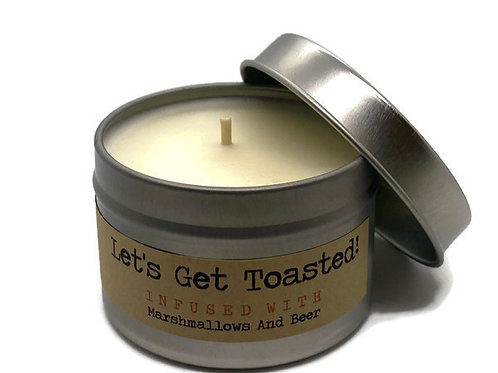 Let's Get Toasted Travel Tin
