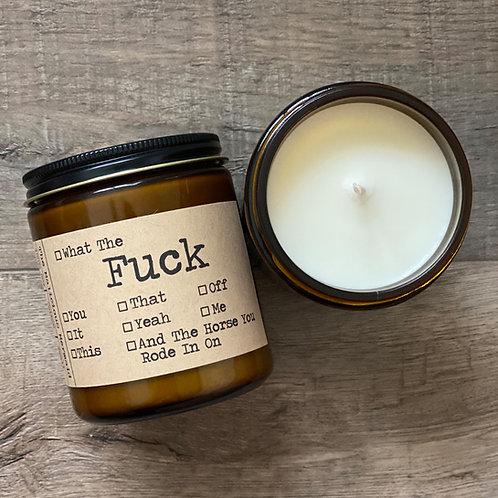 All The Fucks