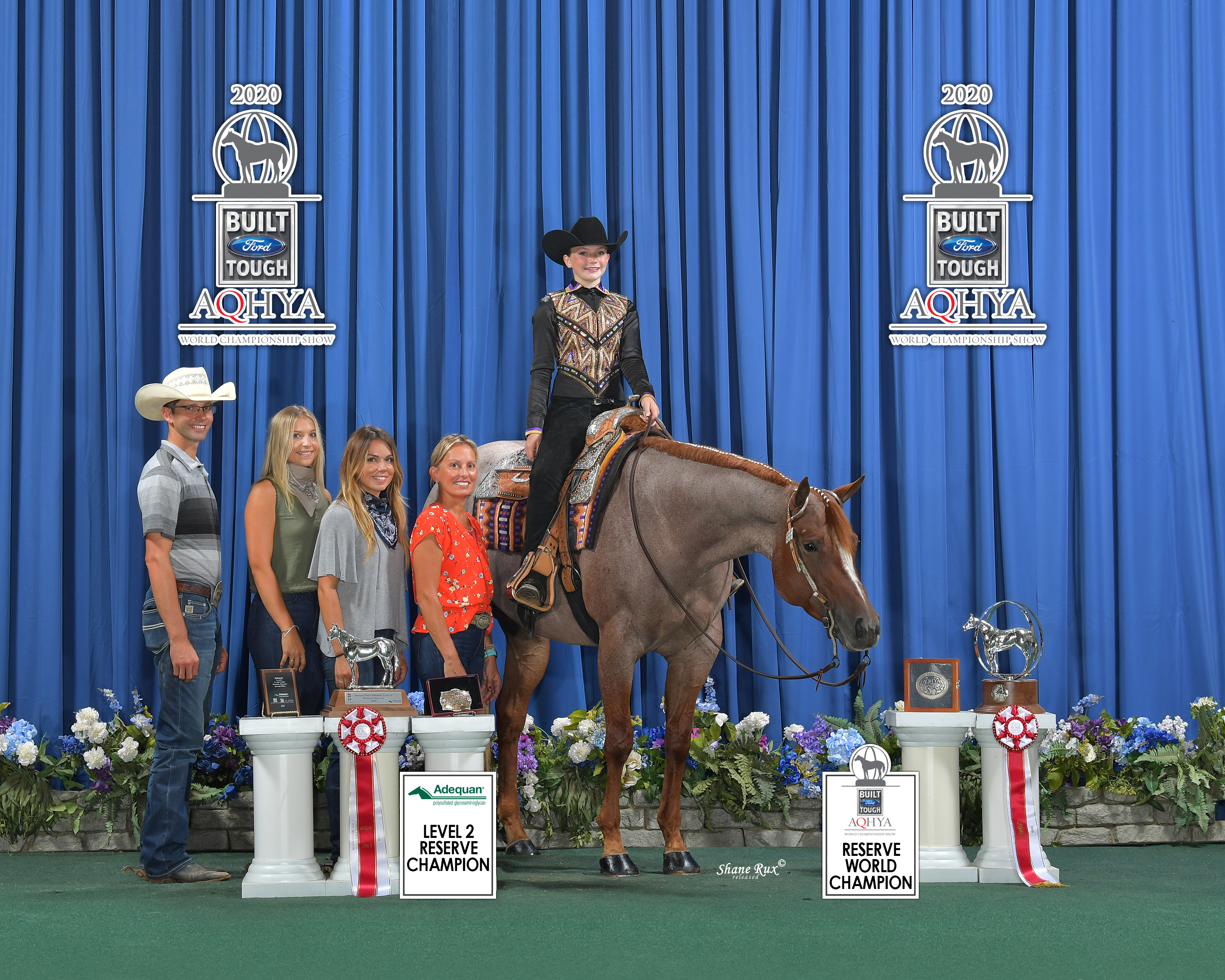 2020 Reserve World Champion
