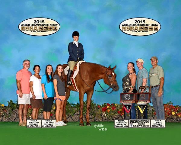 Al Bet Cha NSBA Worlds 2015